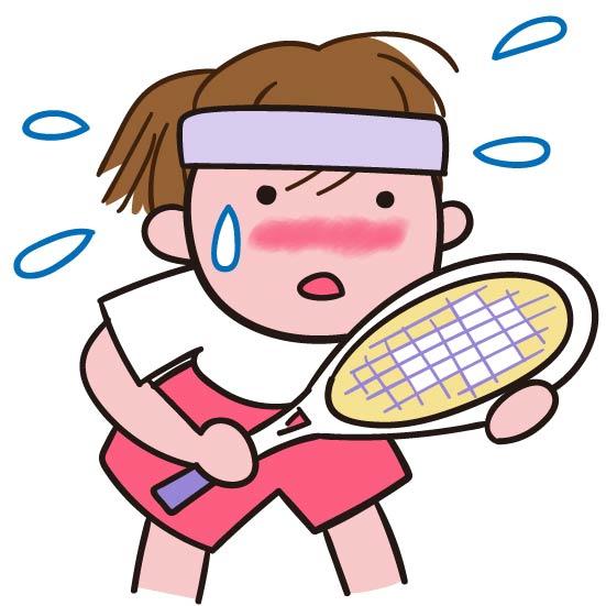 シワと、テニスラケットは似た者同士!?