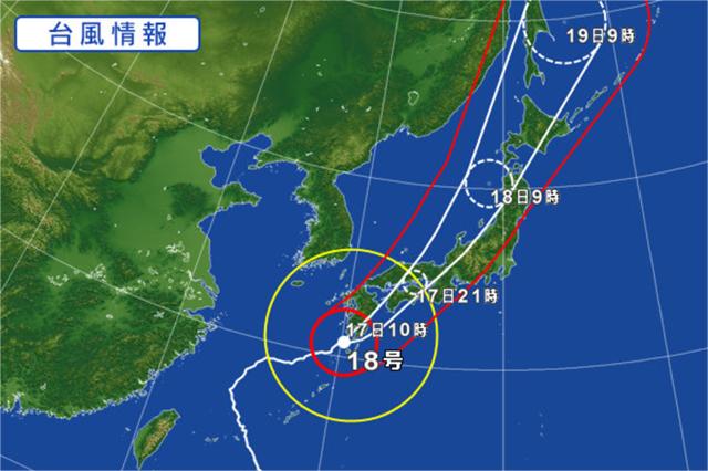 予測できる台風と予測できる将来の顔とは?