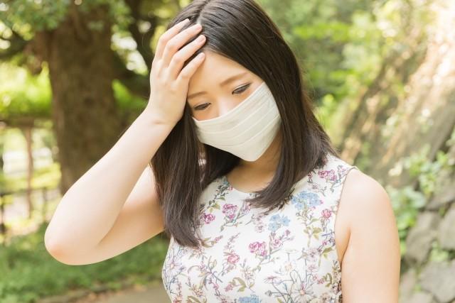乾燥肌は花粉を簡単に侵入させちゃう!