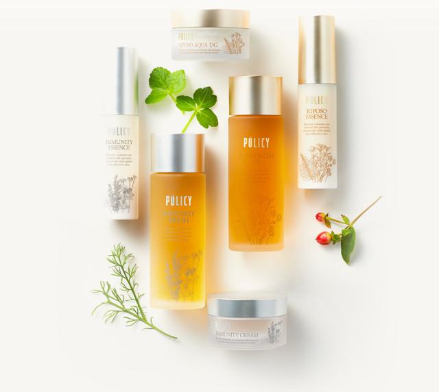 冬の乾燥肌を予防する化粧品アイテム