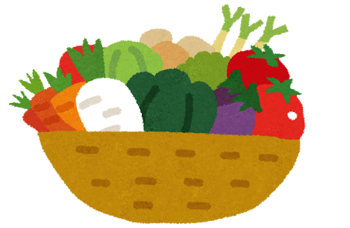 夏野菜の美肌効果♪